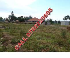 Well priced 50 by 100ft plot in Bweyogerere-Mbalwa at 50m