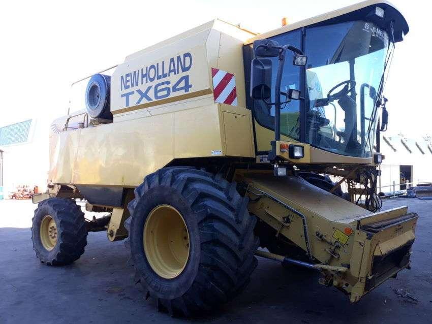New Holland Tx 64 Sl 4x4 - 1997