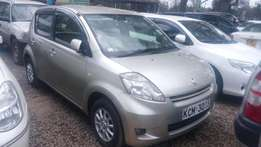 Toyota Passo KCM fully loaded with alloy rims for only 480,000