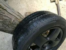 Urgent sale ! R2000 rims and tyres