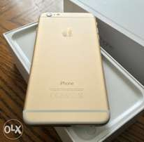 Gold iPhone 6 128GB