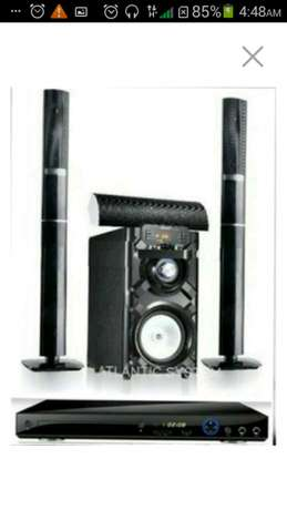Djack Bluetooth Home Theatre Lagos Mainland - image 5