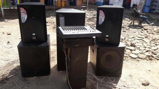 Dadancan sound, it's quality public adress, wedding and graduation Ngong Township - image 5