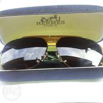 Original Men's Hermes Fashion Sunglasses