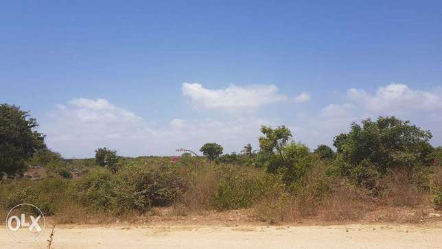 Kikambala-2.5acres,second row from the beach Mombasa Island - image 1