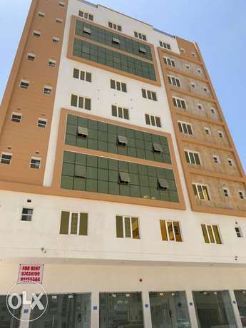 Brand new 2bhk flat for rent in AL amarat Nr sultan