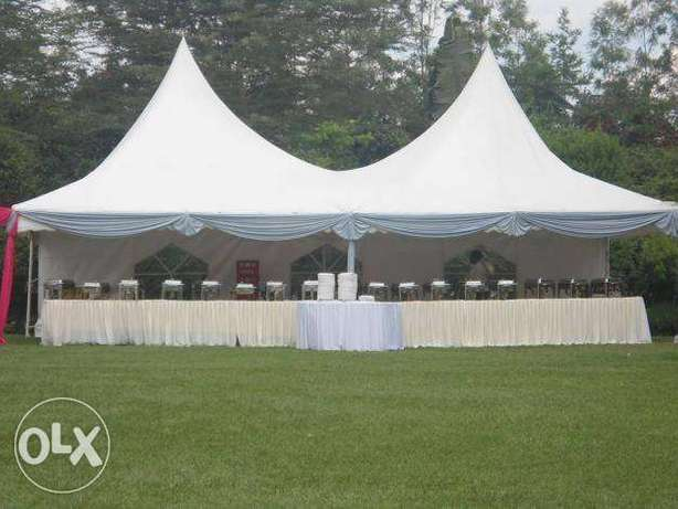 we hire the best of tents ,tables and chairs Westlands - image 1
