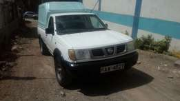 Nissan hard body KAW 2006 Model 4wd diesel 2700cc