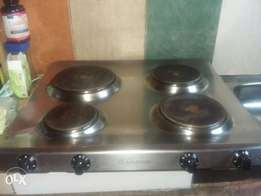 Stainless Steel Ariston Electric Cooker