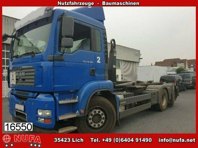 MAN TGA 26.360/6x2/4 BL, Lenk-Liftachse, VDL - 2006