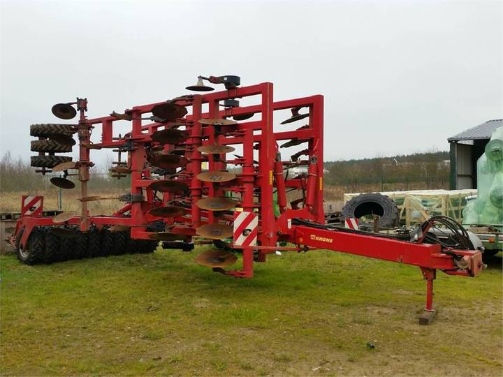 Horsch Tiger 5mt - 2008
