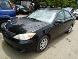 Tokunbo 2003 Toyota Camry Manual Gear For N1.350M