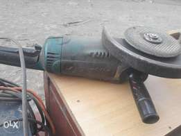 Makita grinder slightly used but working perfectly