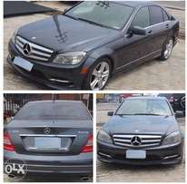 Firstbody registered Mercedes-Benz C300 10 4Matic