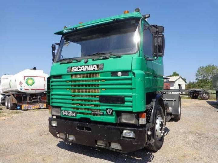 Scania 142M - 1984
