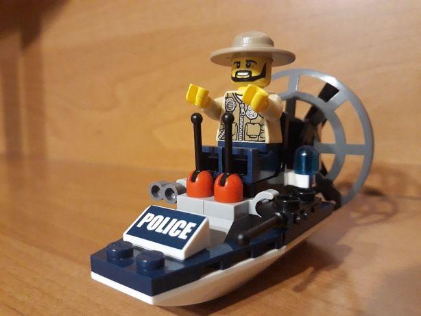 Lego City Policja Z Bagien Nr 60066 Siewierz Olxpl