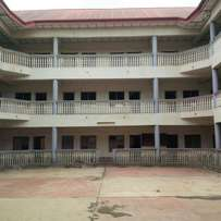 A purpose built school on two plots of land suitated in agor, Isolo
