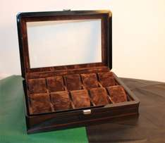 High quality Wooden watch Box