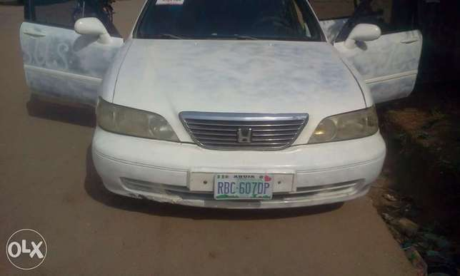 Honda Legend Very Neat - An Excellent Giveaway Lugbe - image 3