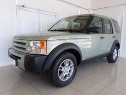 Land Rover Discovery3 TDV6 S