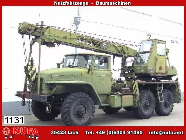 Andere 375 D D 6x6 - 1978