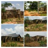 Uncompleted Five Master Bedroom bungalow for SALE at Oko ADP.