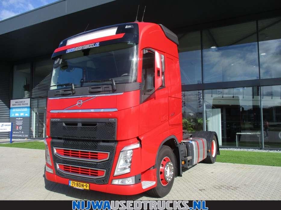 Volvo FH 420 PTO + Xenon - 2014