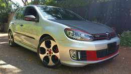 VW Volkswagen Golf GTI MK6 - FOB Spec Japan 230 BHP