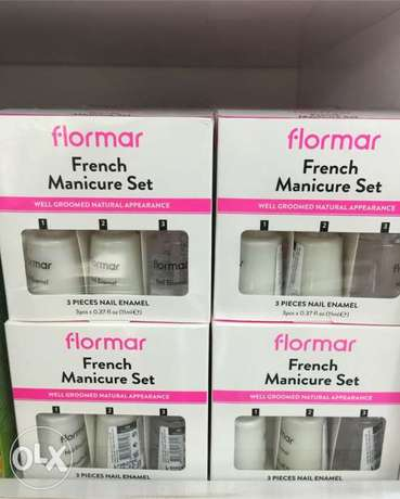 FLORMAR French Manicure Set