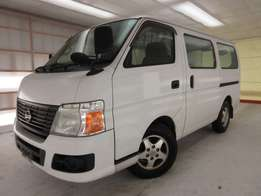 2011 Nissan Caravan DX LONG Van.
