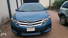 2010 Toyota Venza Naija uses in excellent condition