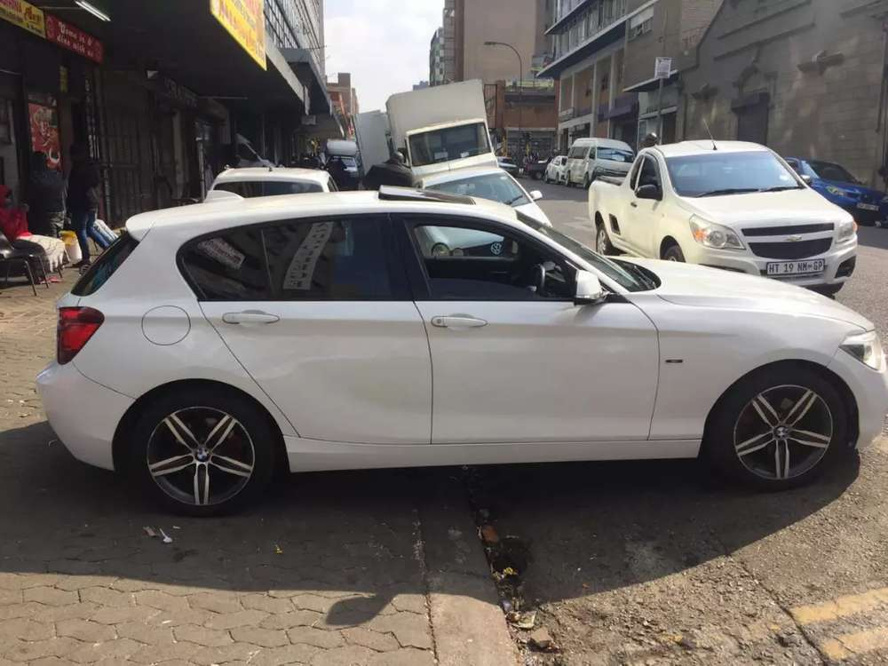 Bmw 1 Series 118i Hatch F20 For Sale Cars Bakkies 1060206094