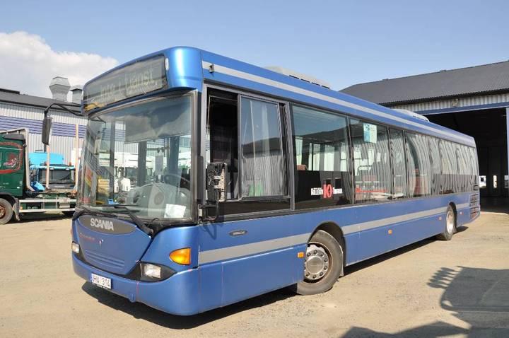 Scania Cl94 Ub 4x2 - 2004