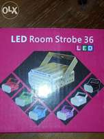 36PCS White Colour 5050 LED Lamps Stage Effect/Party Room LED
