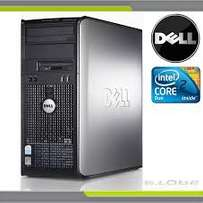 Dell Optiplex tower Desktop core 2 Duo