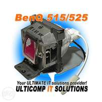 Replacement Lamp for BenQ 515/525 Projector