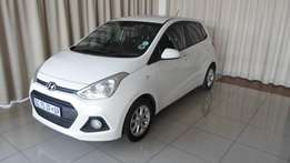 2014 Hyundai Grand I10 with 105 890Km For only R119 900