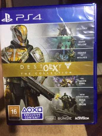 destiny 1 the collection