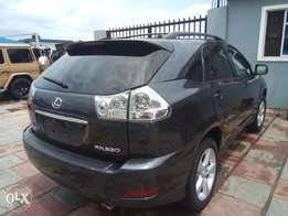 super clean toks lexus rx330 lagos cleared