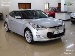 2014 Hyundai Veloster 1.6 GDi Executive now available