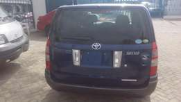 Fully loaded Toyota Succeed TXG package On Sale