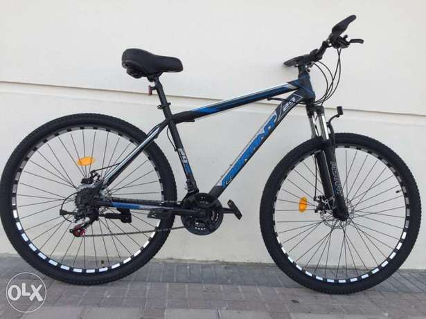 Morant band alloy- bicycle