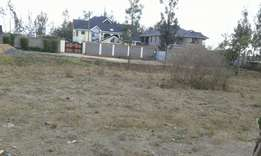 Ruiru 1/8 acre plot for sale
