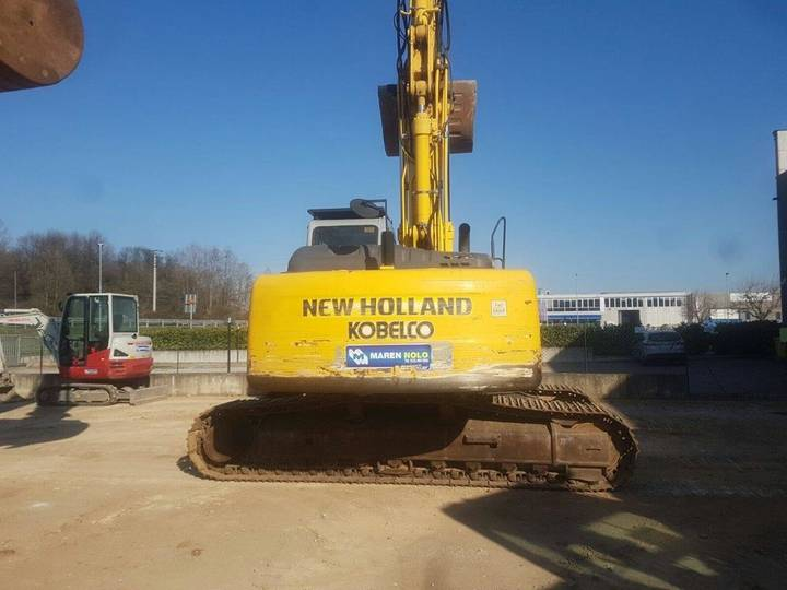 New Holland E245bt - 2008 - image 3