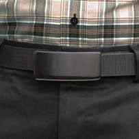 Concealed Sharp Belt Buckle by Dan Valois