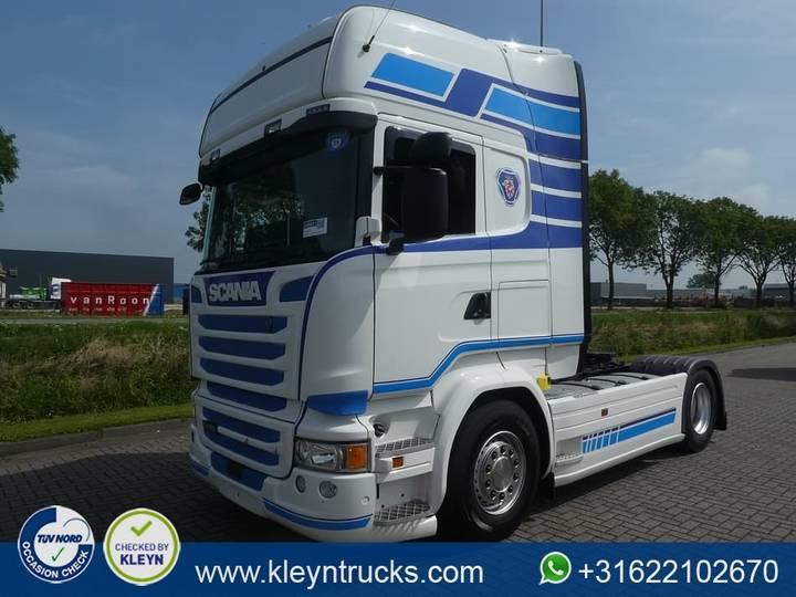 Scania R450 topline scr only - 2016