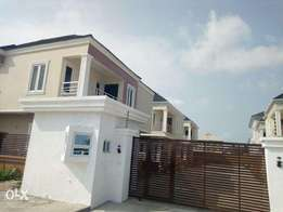 Single 4 Bedroom Detached Duplex with Room Self contain BQ for sale