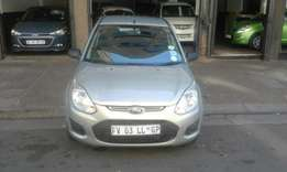 Ford figo 1.4 silvergold 2014 model 34000km R82000 for sale