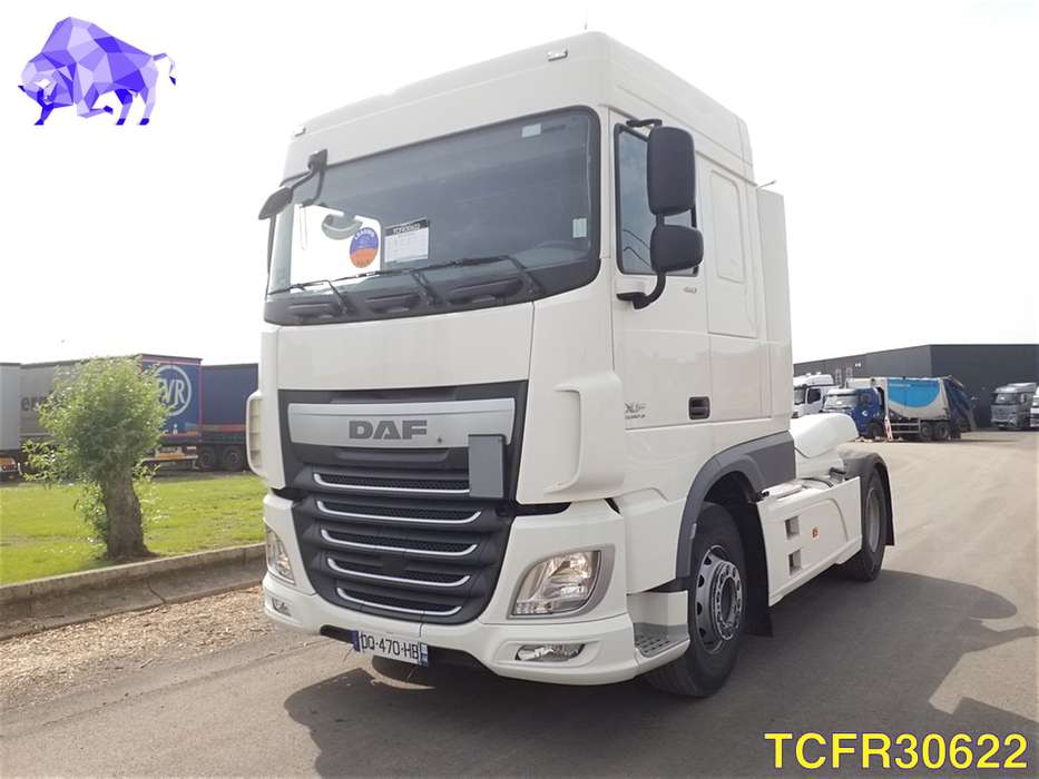 DAF XF Euro6 460 Euro 6 INTARDER - 2015 for sale | Tradus