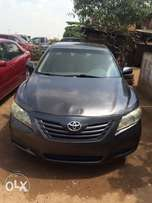 Super clean tokunbo Toyota Camry 2008 model in perfect condition